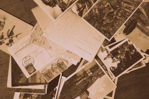 Alte Postkarten