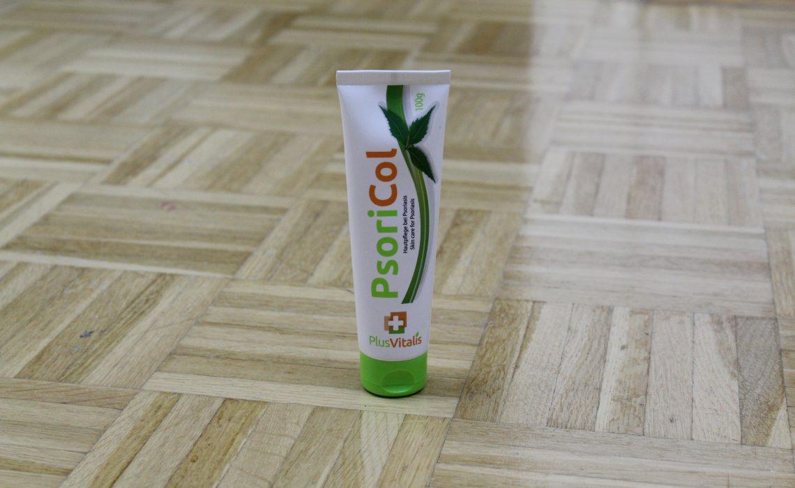 PsoriCol Produkttest Auswertung