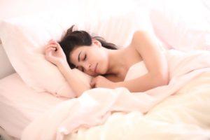 Schlafen bei Psoriasis