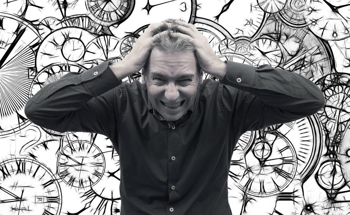 Stress-Abbau bei Psoriasis