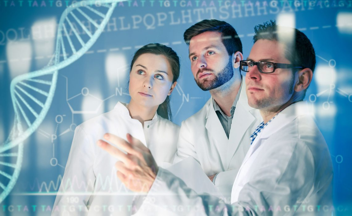 Genetische Vererbung von Psoriasis