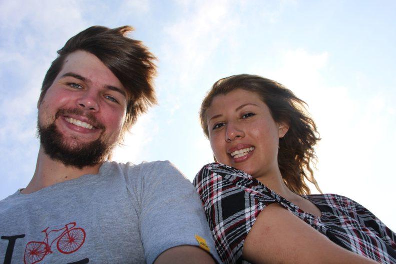 Inga und Sebastian: Als Paar gemeinsam gegen Psoriasis