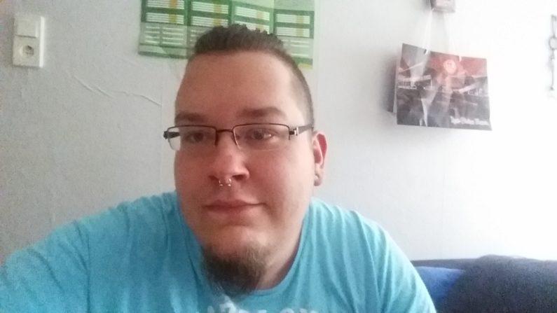 Frank macht YouTube-Videos – und will sich und anderen Psoriasis-Betroffenen Mut machen