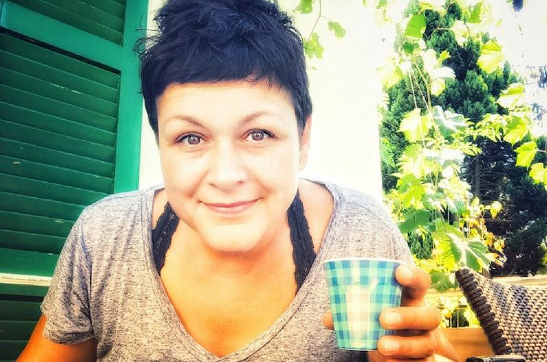 Daniela möchte trotz Psoriasis nicht als Kranke abgestempelt werden