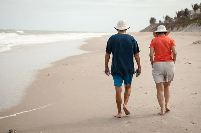 Sabine genießt den Ruhestand – mit kleinen Psoriasis-Schüben