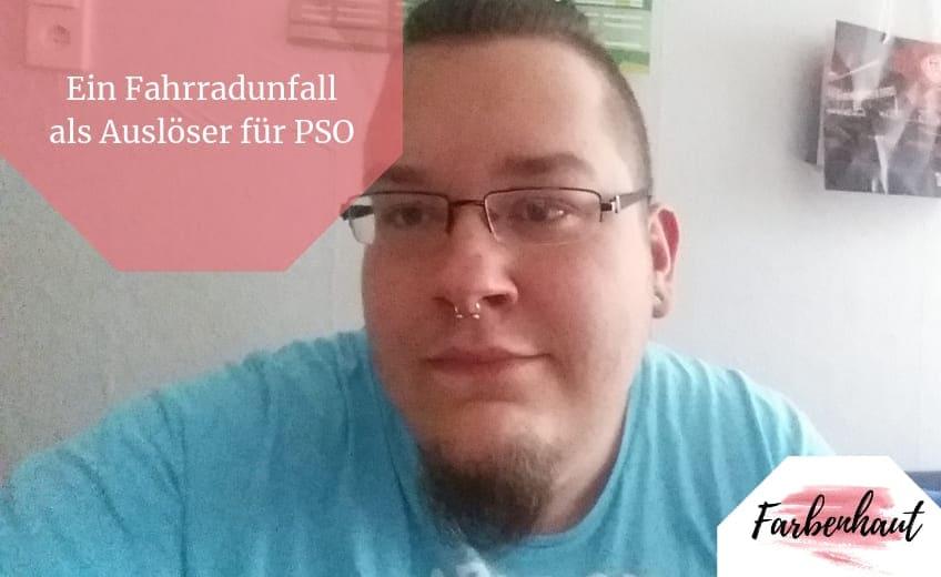 #5 – Frank – Ein Fahrradunfall als Auslöser für PSO