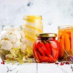 Fermentierte Lebensmittel, Schuppenflechte, Darm