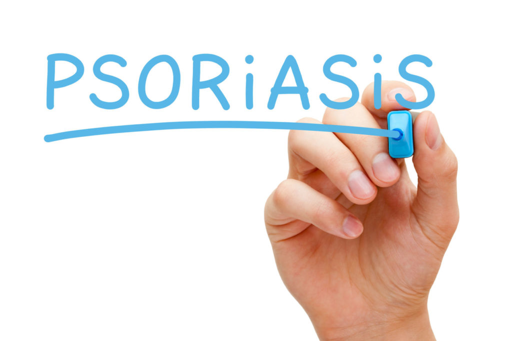 Was ist Schuppenflechte Psoriasis