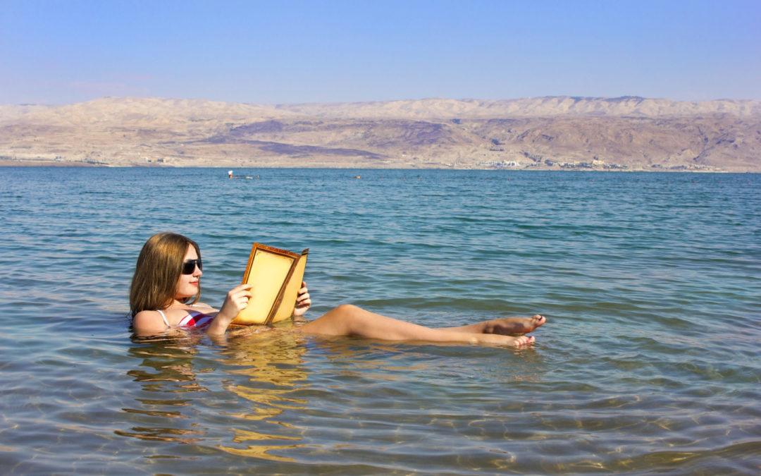 Totes Meer – ein Wunder der Natur mit heilender Wirkung