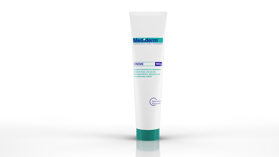 Produkttest: Mediderm Creme bei besonders trockener Haut – beendet