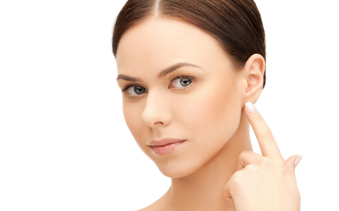 Schuppenflechte im und am Ohr – lästig aber behandelbar