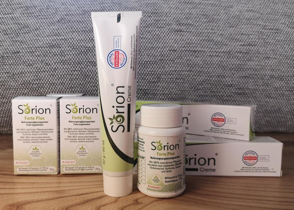Produkttest: Sorion Forte Plus Kapseln 2 Monate lang ausprobieren