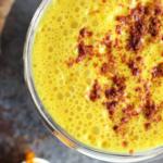 Rezept: Goldene Kurkuma-Latte
