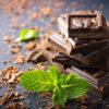 Schokolade gesund BItterschokolade Farbenhaut