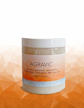 AGRAVIC bodycare Body Peeling