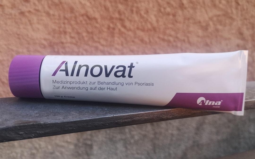 Produkttest Alnovat: 400 Tester für die patentgeschützte Creme gesucht