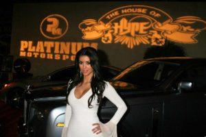 Kim Kardashian (Model)