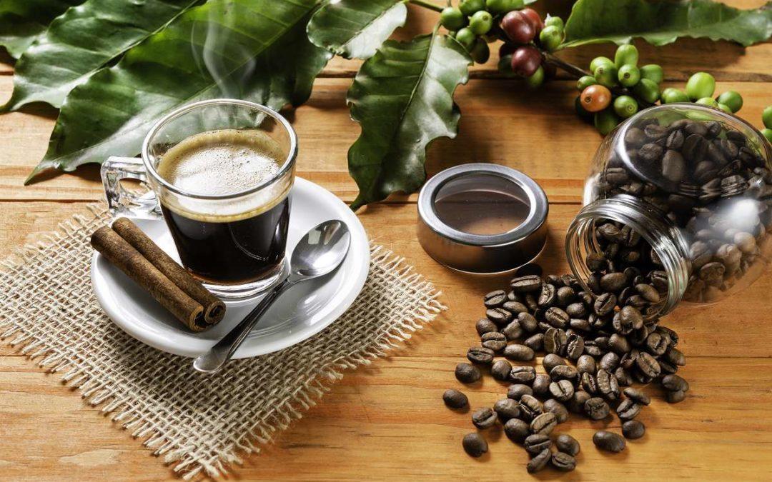 Kaffee und Koffein