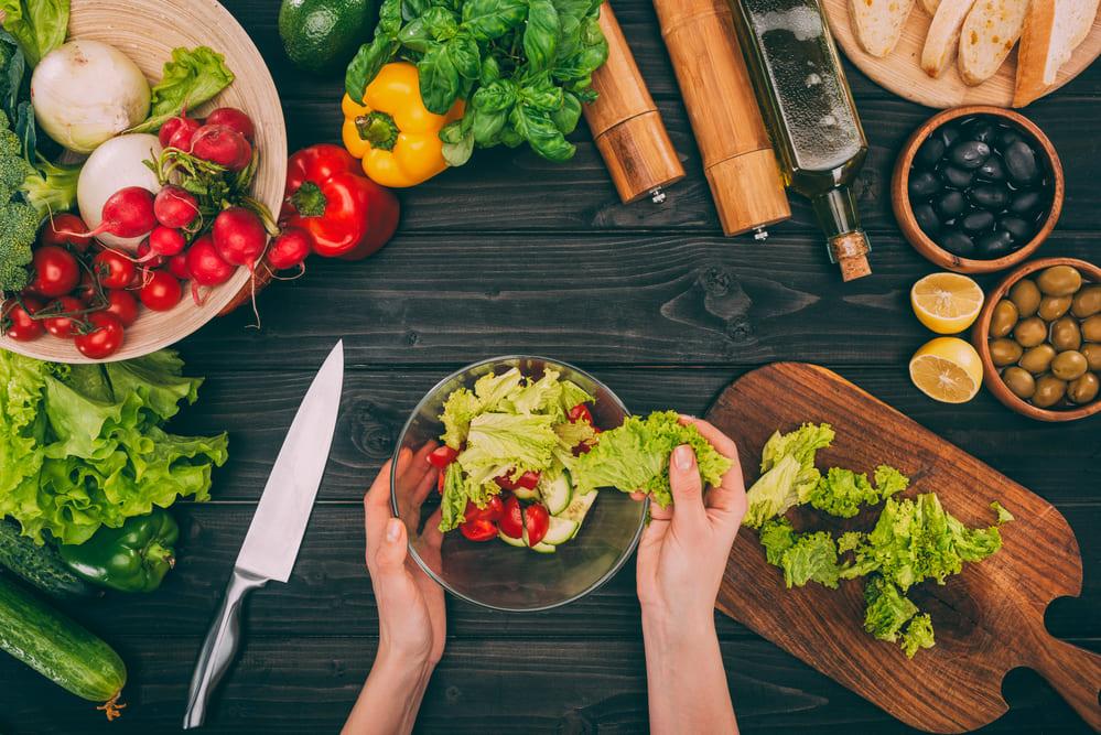 Neurodermitis Ernährung Farbenhaut Schupenflechte Mittelmeer Diät