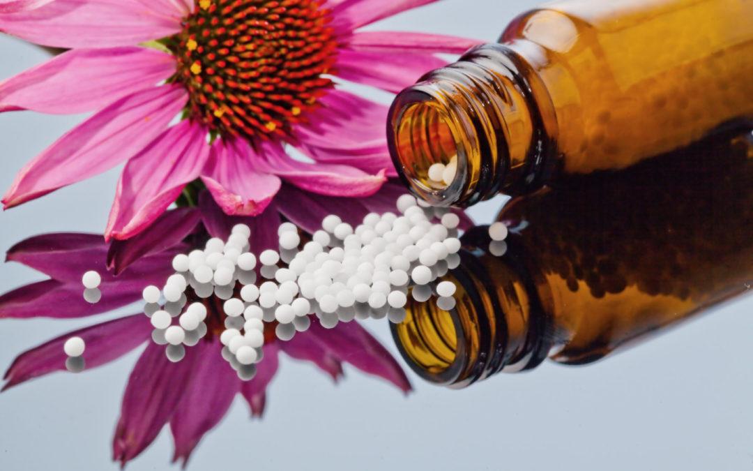 Homöopathie bei Neurodermitis