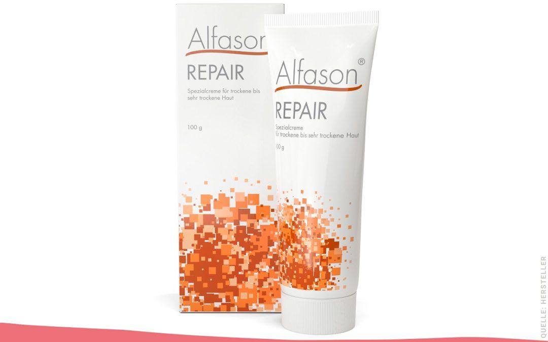 Produkttest Alfason Repair Creme: 100 Betroffene gesucht